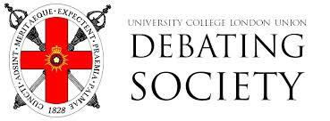 UCL debating society logo